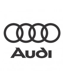 Door key locks Audi A3