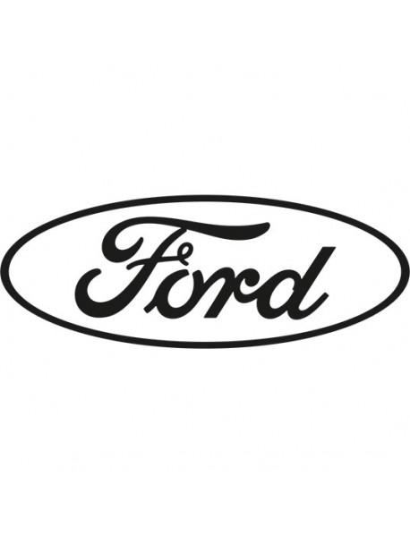 Boot lid key locks Ford Focus